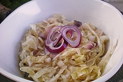 Krautsalat - wie im griechischen Restaurant 51