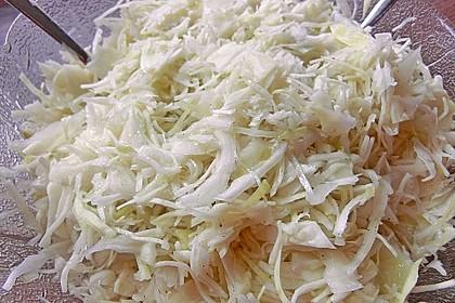 Krautsalat - wie im griechischen Restaurant 56