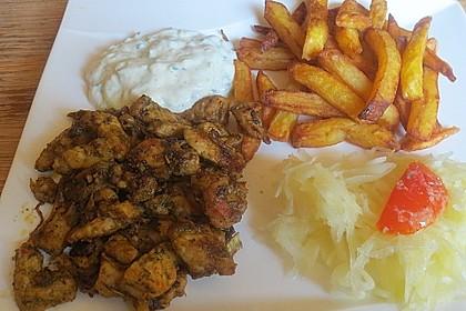 Krautsalat - wie im griechischen Restaurant 100