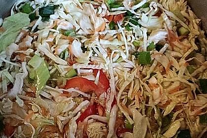 Krautsalat - wie im griechischen Restaurant 82