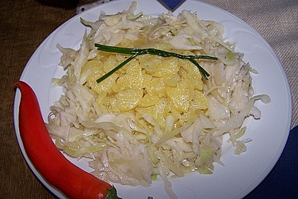 Krautsalat - wie im griechischen Restaurant 105