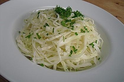 Krautsalat - wie im griechischen Restaurant 3
