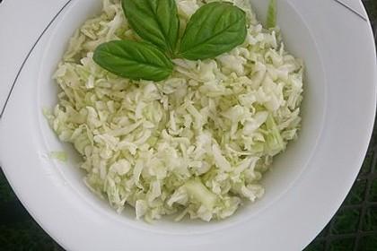 Krautsalat - wie im griechischen Restaurant 4