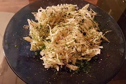 Krautsalat - wie im griechischen Restaurant 25
