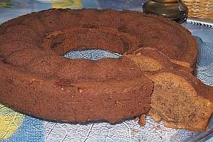 Coffee Fudge Cake 1