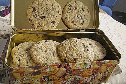 World´s best Chocolate Chip Cookies 18