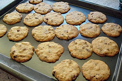 World´s best Chocolate Chip Cookies 69