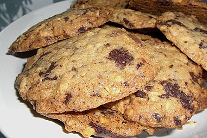 World´s best Chocolate Chip Cookies 27