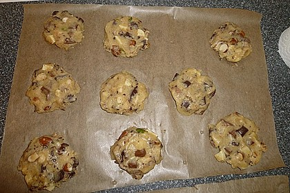 World´s best Chocolate Chip Cookies 85