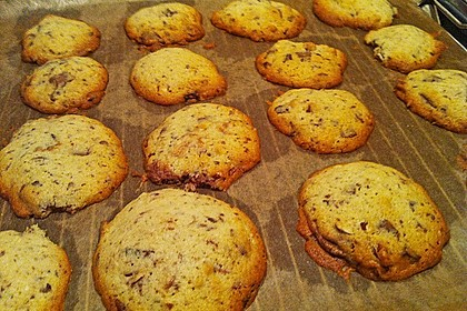 World´s best Chocolate Chip Cookies 80