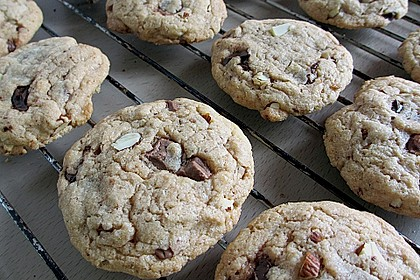 World´s best Chocolate Chip Cookies 9