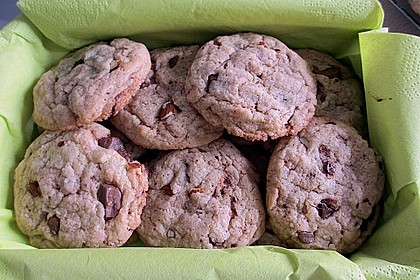 World´s best Chocolate Chip Cookies 57
