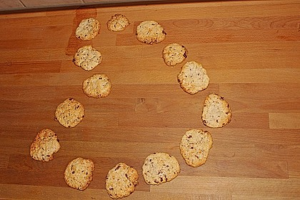 World´s best Chocolate Chip Cookies 67