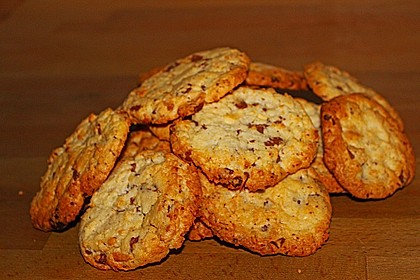 World´s best Chocolate Chip Cookies 24