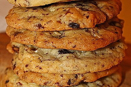 World´s best Chocolate Chip Cookies 2