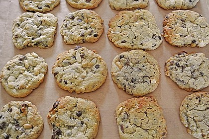 World´s best Chocolate Chip Cookies 56