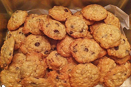 World´s best Chocolate Chip Cookies 25