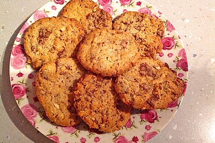 World´s best Chocolate Chip Cookies 39