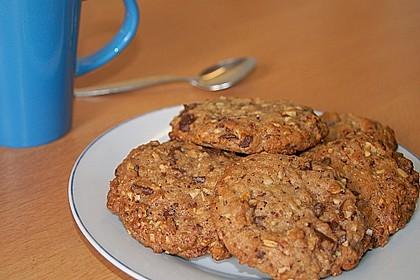 World´s best Chocolate Chip Cookies 4