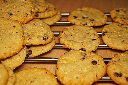 World´s best Chocolate Chip Cookies 83