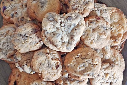 World´s best Chocolate Chip Cookies 48