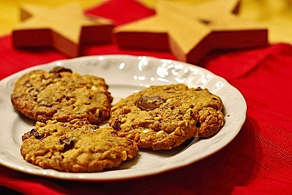 World´s best Chocolate Chip Cookies 3