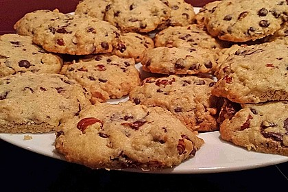 World´s best Chocolate Chip Cookies 12