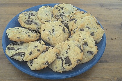 World´s best Chocolate Chip Cookies 21
