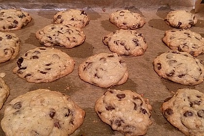 World´s best Chocolate Chip Cookies 82