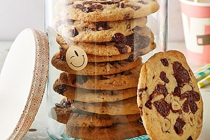 World´s best Chocolate Chip Cookies 1