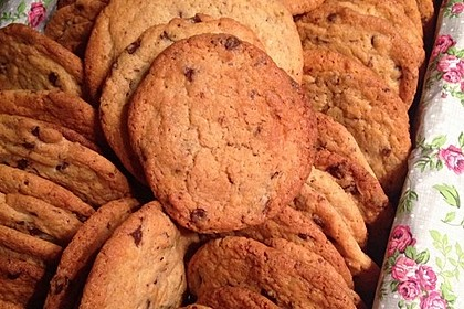 World´s best Chocolate Chip Cookies 14