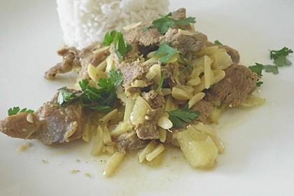 Tfaia - marokkanisches Lammgericht 0