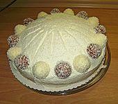 Kokostorte (Bild)