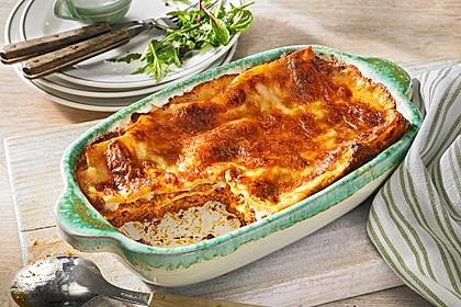 Leichte Lasagne Bologneser Art 2