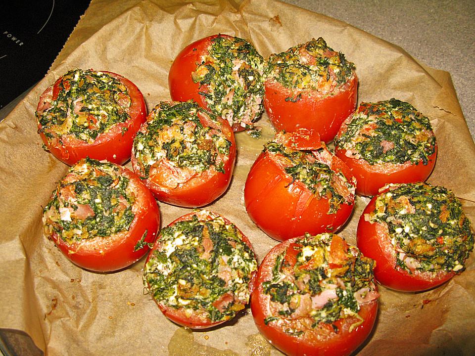 rezept gefüllte tomaten