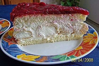Windbeutel-Torte 30
