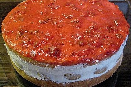 Windbeutel-Torte 133