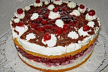 Windbeutel-Torte 50
