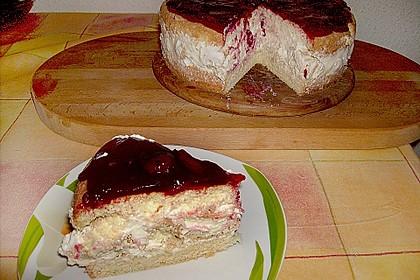 Windbeutel-Torte 92