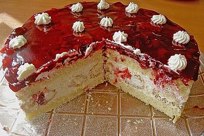 Windbeutel-Torte 40