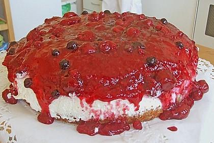 Windbeutel-Torte 134