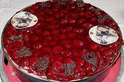 Windbeutel-Torte 87
