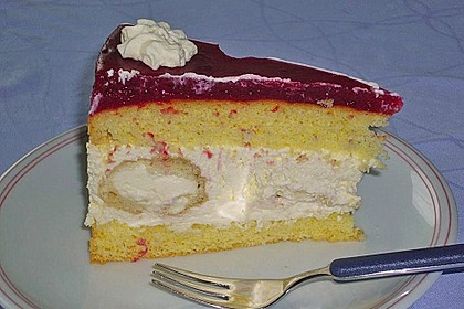Windbeutel-Torte 109