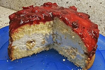 Windbeutel-Torte 90