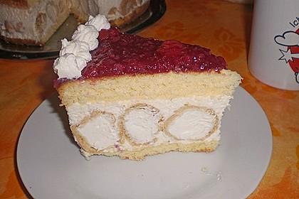 Windbeutel-Torte 46