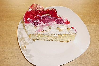 Windbeutel-Torte 136