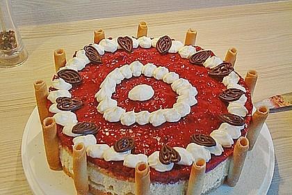 Windbeutel-Torte 12