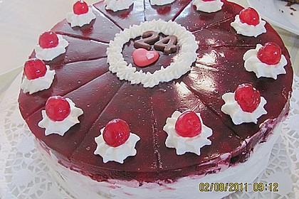 Windbeutel-Torte 28