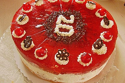 Windbeutel-Torte 57