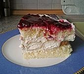 Windbeutel-Torte (Bild)